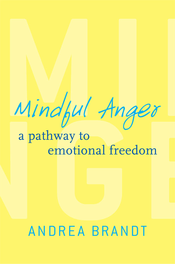 Mindful Anger by Dr. Andrea Brandt, Santa Monica therapist
