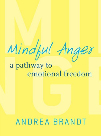 Mindful Anger Book by Andrea brandt